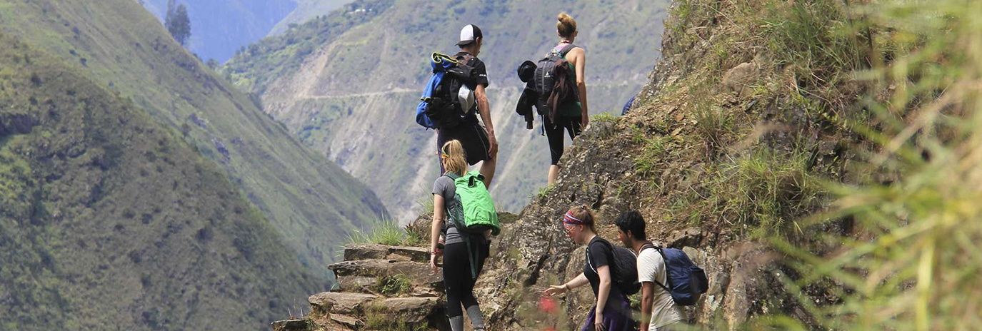 Trilha Inca Jungle Machu Picchu