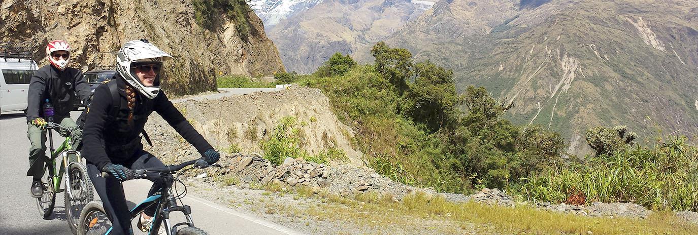 Trilha Inca Jungle 4 Dias